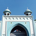 Entry gate to the Shrine of Hazrat Shah Jalal (RA) by sleekpicz