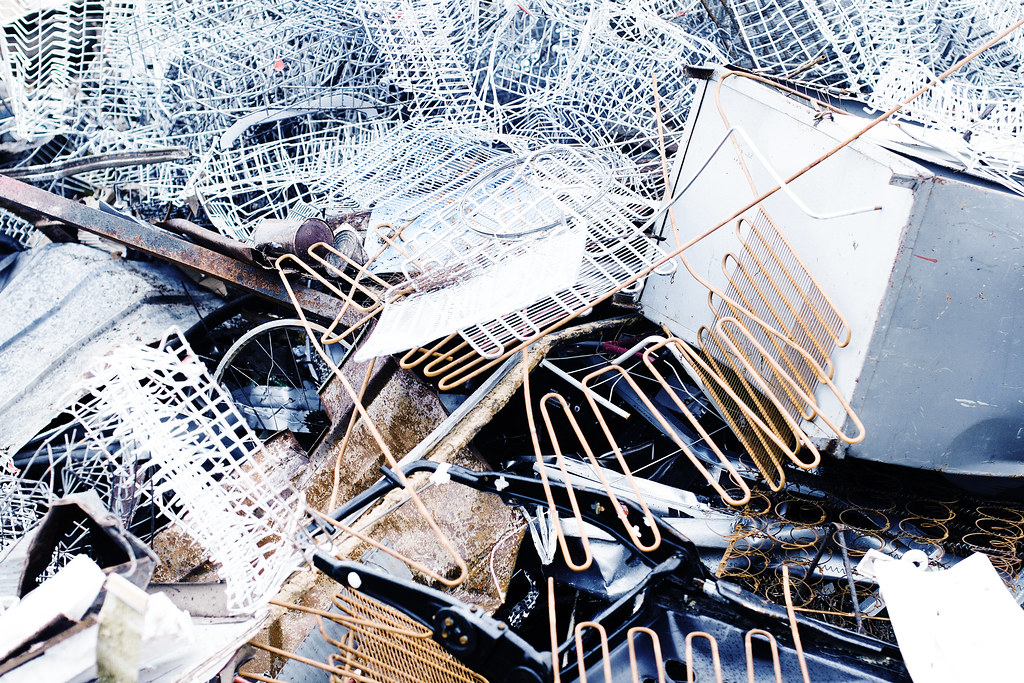 Scrap-heap / Kalisz