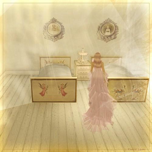 Dans la chambre aux souvenirs...