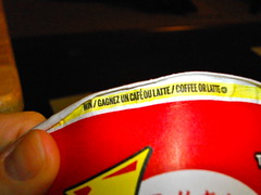 Roll up the rim to win