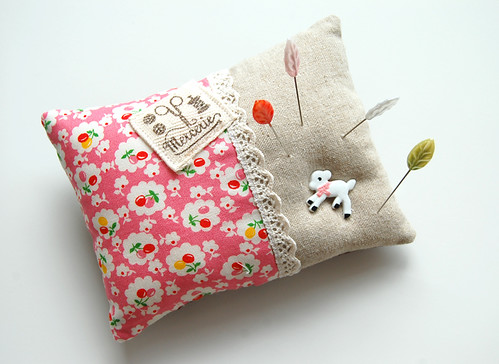 Zakka Pincushion