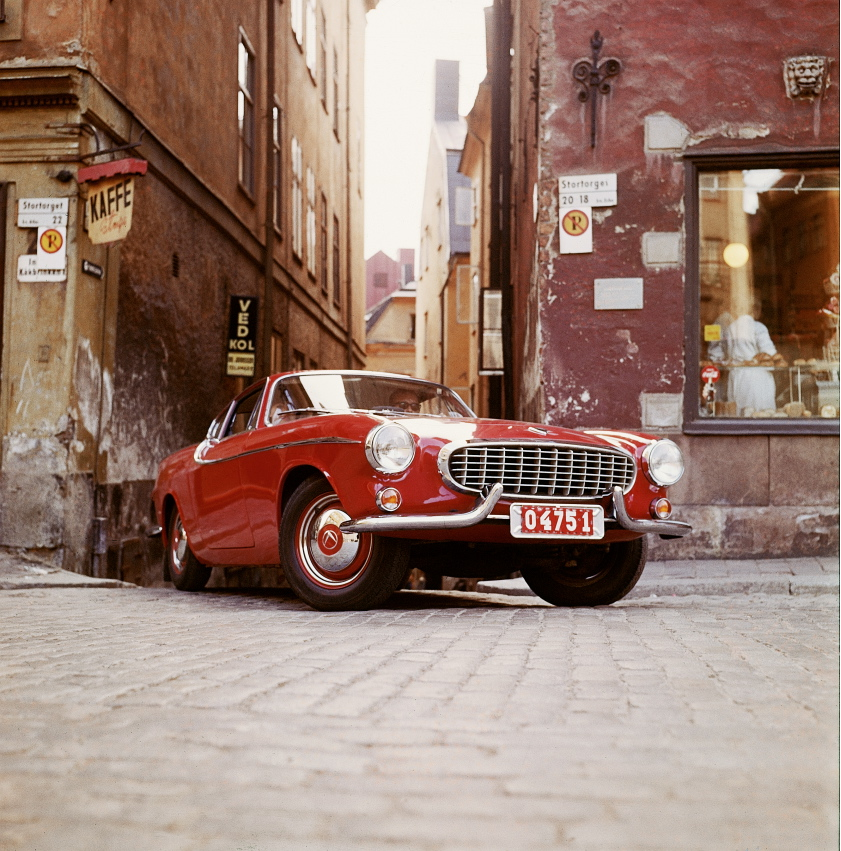 1800 S, 1964, in Gamla Stan (Old Town), Stockholm