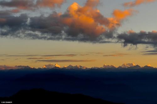 bhutan 不丹 dochulapass 多雄拉