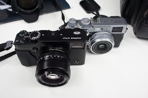 6939405715 0ac492c585 Fujifilm X PRO 1: toma de contacto