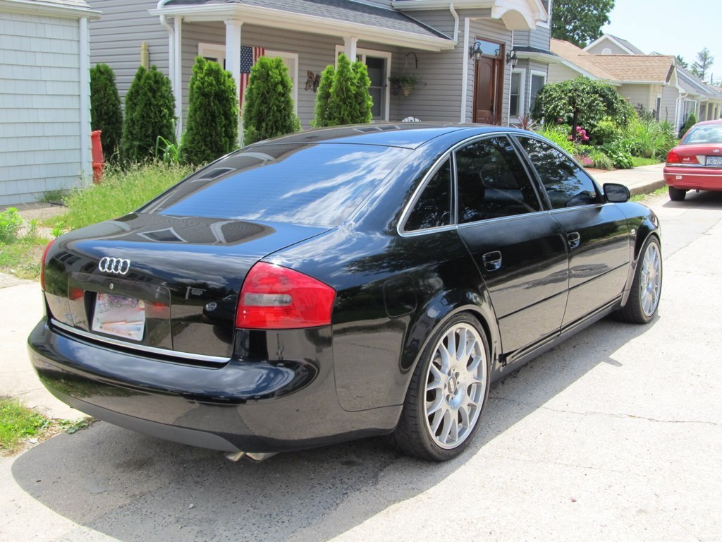 for sale 2000 stage 3 audi a6 6 spd blk blk 82k miles. Black Bedroom Furniture Sets. Home Design Ideas
