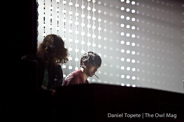 Justice @ The Fox Theatre, Oakland 4/17/12