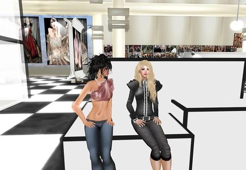 Con MorganaLuna, la owner y diseñadora de la tienda by Cherokeeh Asteria