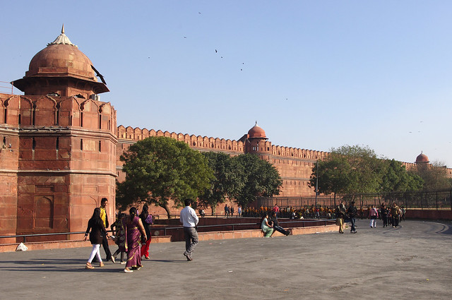 how to find the time for visa from delhi