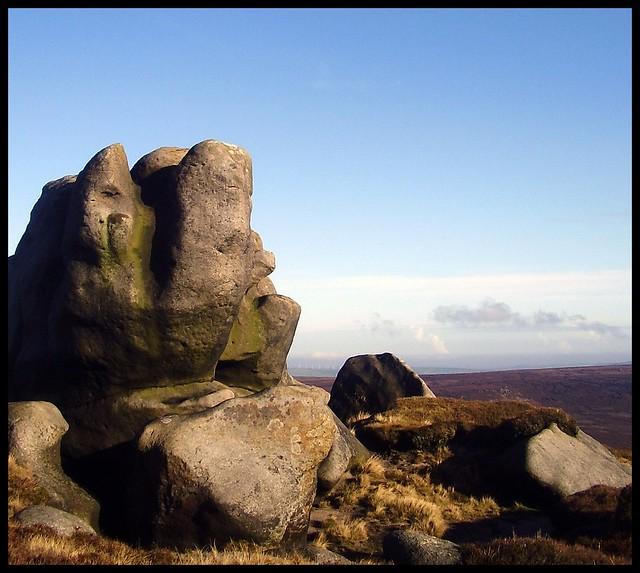 Barrow stones/Bleaklow.