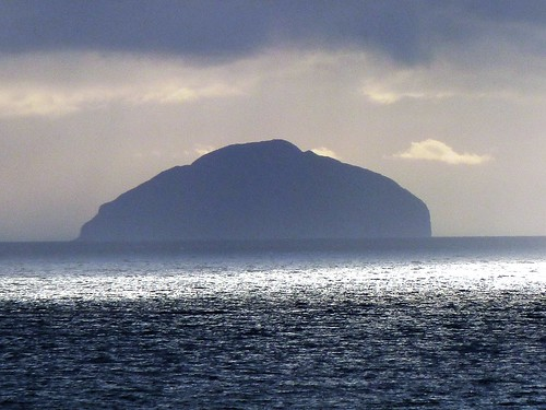 Ailsa Craig, Firth of Forth