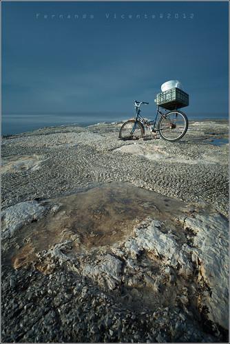 Fisherman bike