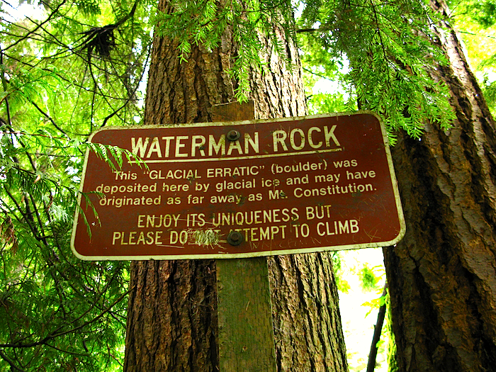 waterman rock