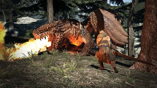 Dragon's Dogma - Introducing The Mighty Ur-Dragon