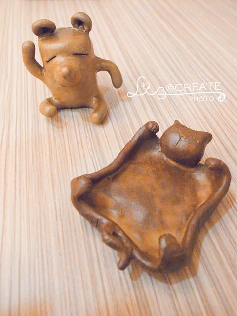 小陶貓&小陶熊