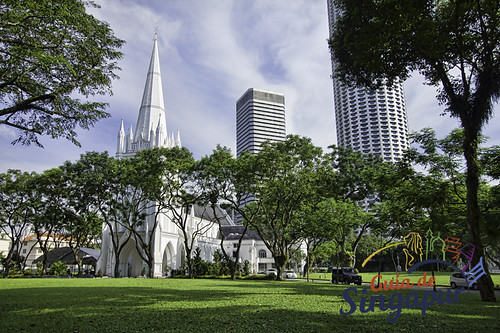 St Andrew's Cathedral, Singapore