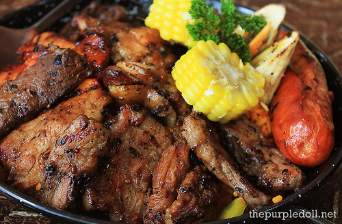 Churrasco Feast Platter