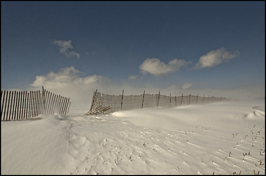 A Few More of my Favourite Snow Fence