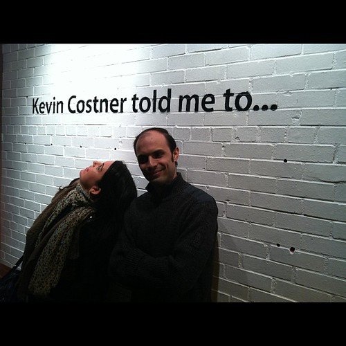 Rule: Always listen to Kevin Costner.