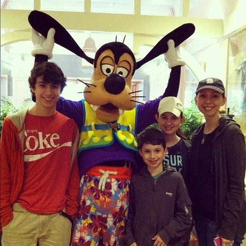 I <3 Goofy. #disney