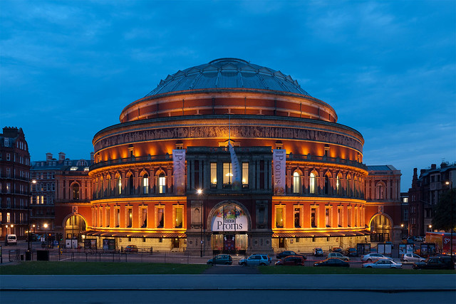 The Royal Albert Hall © David Samuel 2012