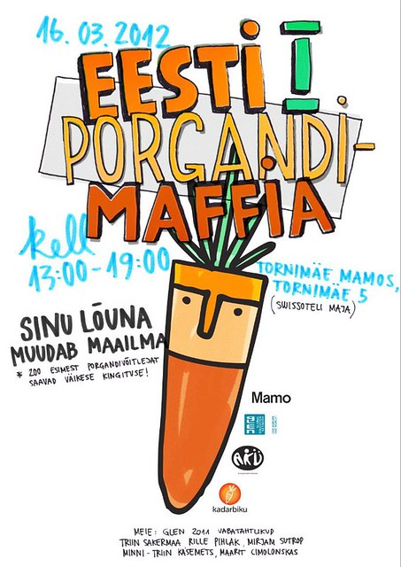 estonian carrot maffia ad
