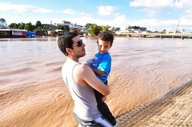 Rio Acre; 9 de Março