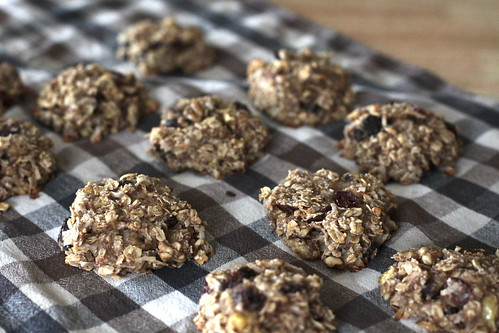 No-Sugar Oat Drop Cookies