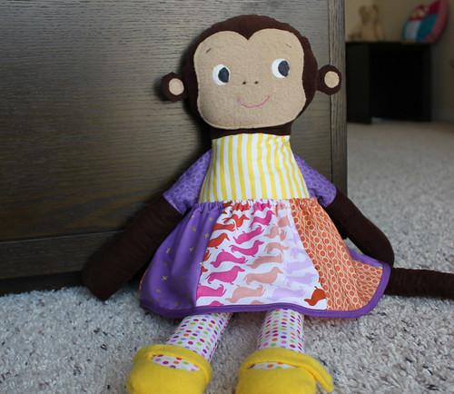 molly monkey 1