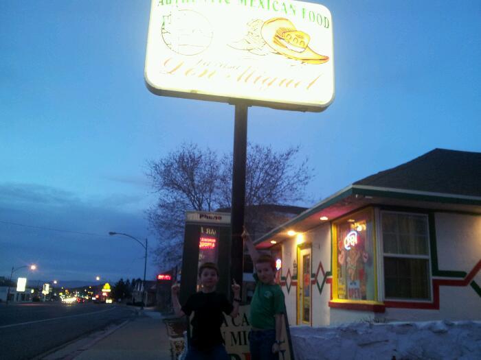 Don Miguel's in Cedar City