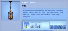 Caged Candle