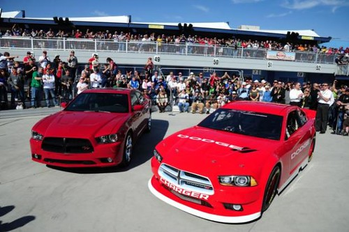 2013 Dodge Charger for the NASCAR Sprint Cup Series