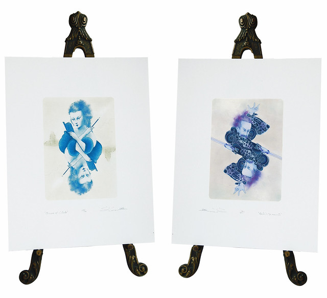 Uusi Blue Blood Prints