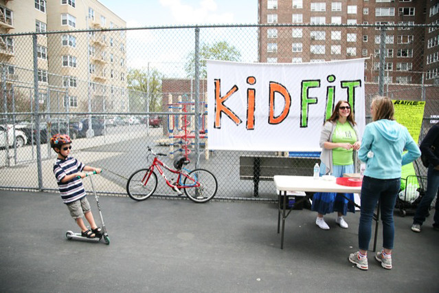 KidFit in the Heights 2011
