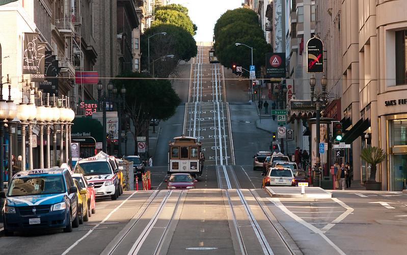 Powell Street View
