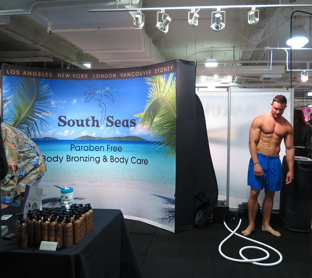 South Seas booth