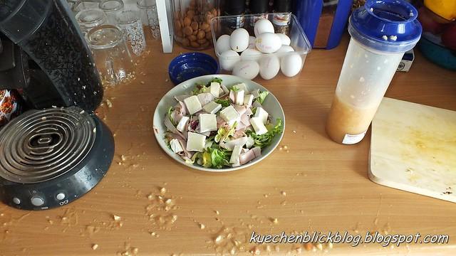 Küchenunfall