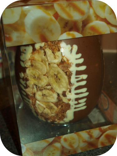 Thorntons Banoffee Pie Egg