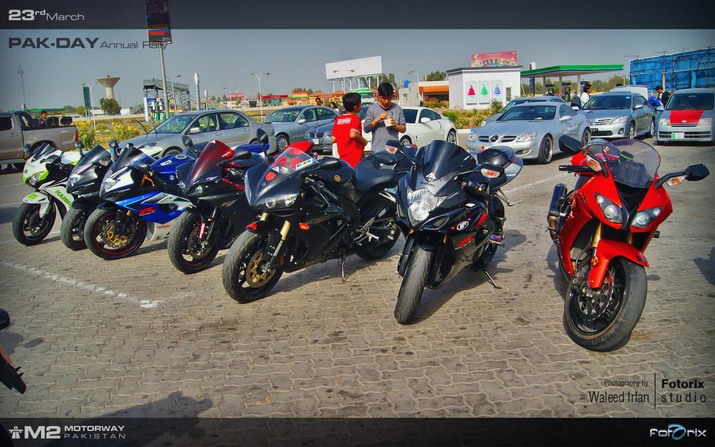 Fotorix Waleed - 23rd March 2012 BikerBoyz Gathering on M2 Motorway with Protocol - 7017491787 afb6fae27a b