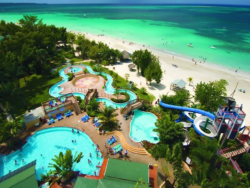 Water Park At Beaches Negril