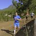 Azul Cielo running