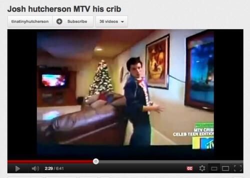 Josh hutcherson MTV hi...