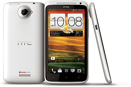 HTC One X will also be available in select 4G LTE markets with a LTE-enabled Qualcomm Snapdragon S4 processor with up to 1.5GHz dual-core CPU's.