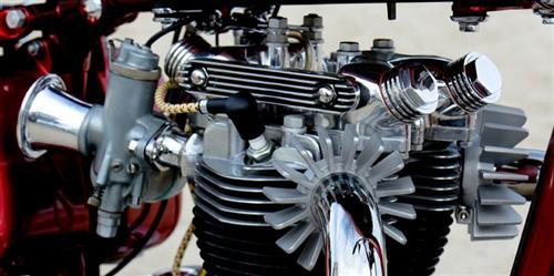 1959 Triumph Pre-Unit | From bikernet com | David Bond | Flickr