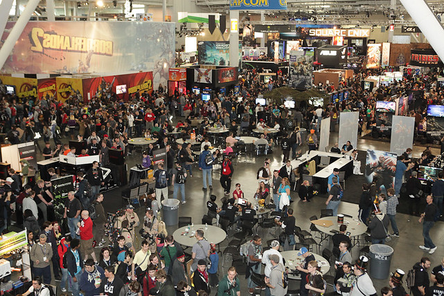PAX east day 1