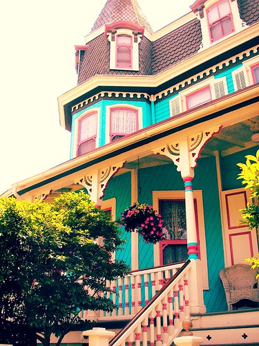 Painted Ladies, Cape May