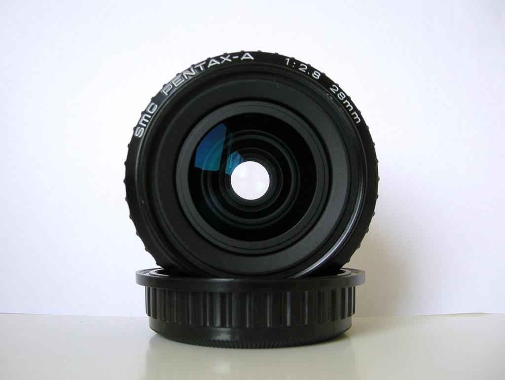 SMC PENTAX-A 1:2.8 28mm