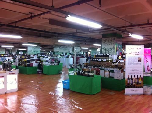 Carrefour Spring Wine Fair 2012