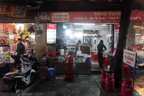 Nha Hang Miến Lươn front