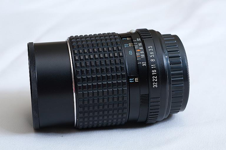 SMC PENTAX-M 1:3.5 135mm