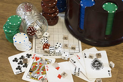 recreation(0.0), indoor games and sports(1.0), play(1.0), poker(1.0), tabletop game(1.0), games(1.0), gambling(1.0), card game(1.0),